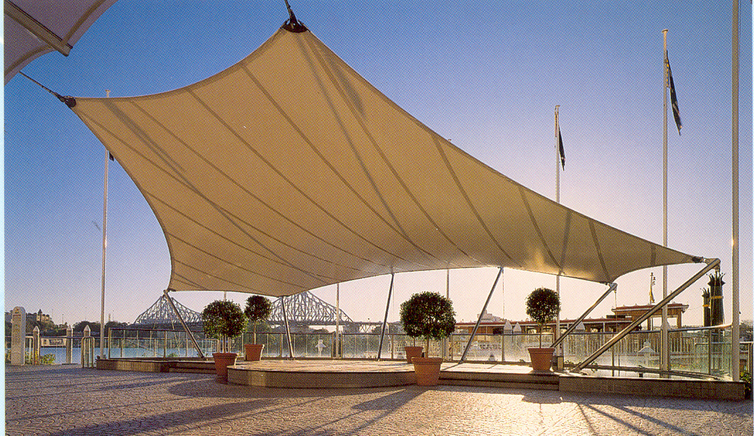 Bandshells Fabric Architect