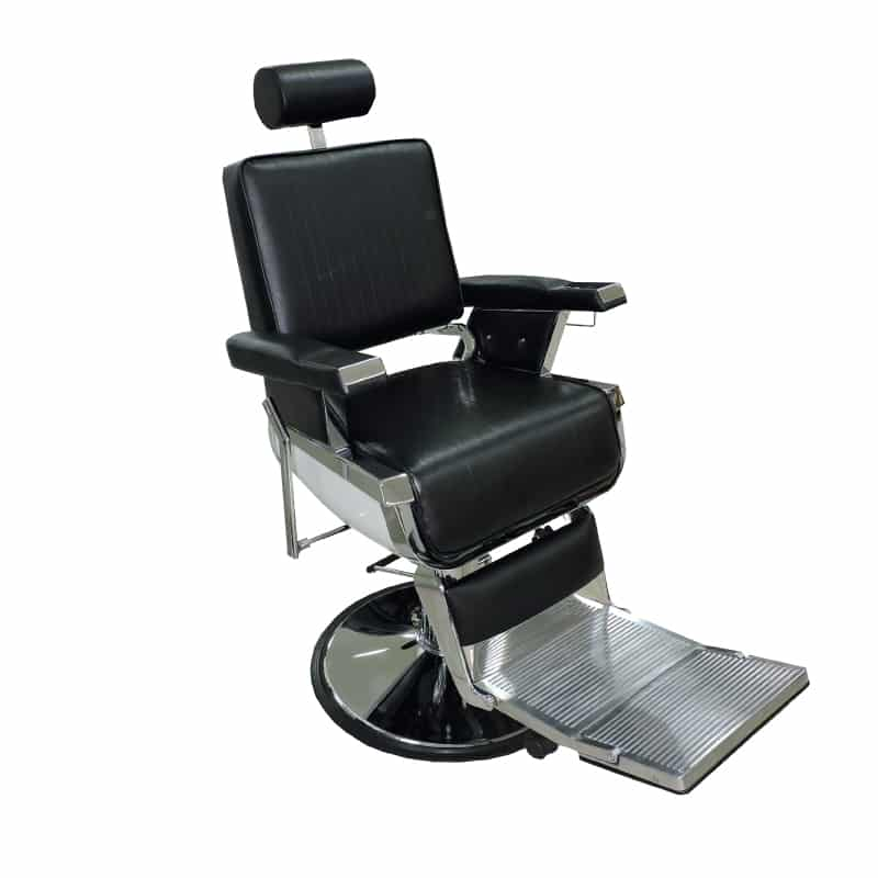 Silla Barbero Ref 38000  Fbrica Royal  Muebles de Belleza y Salud