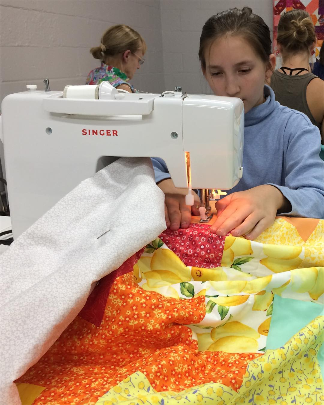 Sewing Classes Atlanta : sewing, classes, atlanta, Beginner, Sewing, Classes, Fabricate, Studios