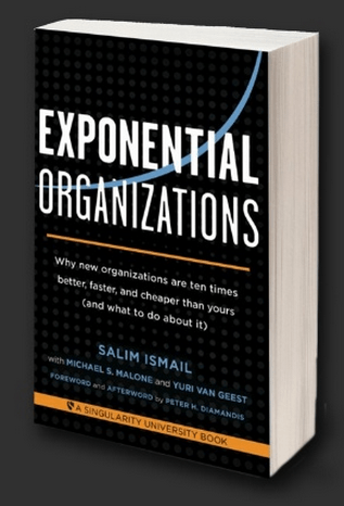 Exponential organization - Salim Ismail