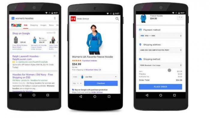 Pourquoi Google accélère sur le e-commerce