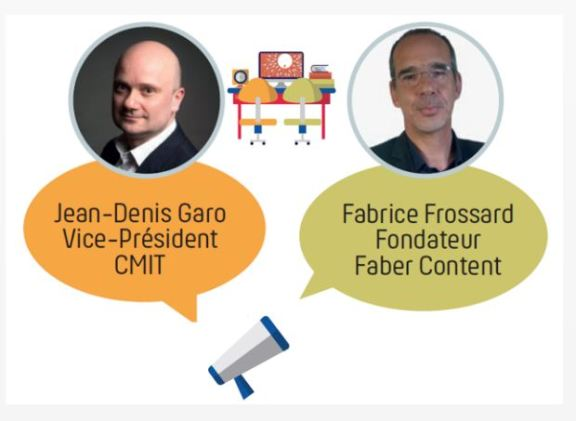 Webinar Faber Content : marketing de contenu
