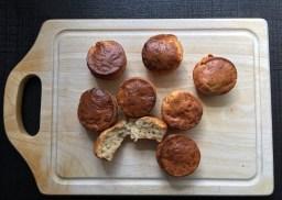 Cheddar Muffins 2