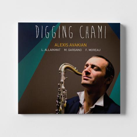 Alexis Avakian Digging Chami