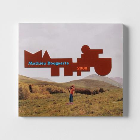 Mathieu Boogaerts - 2000