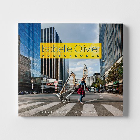 Isabelle Olivier Dodecasongs
