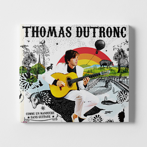 Thomas Dutronc comme un manouche