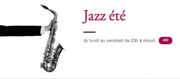 Jazz sur le vif
