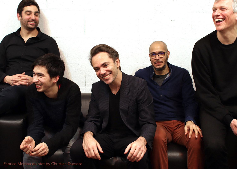 Fabrice Moreau Quintet en concert