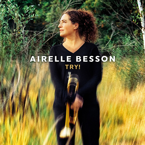 Airelle Besson Try pochette de l'album