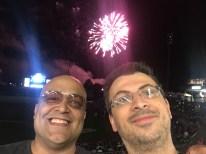 Fireworks! Yay.