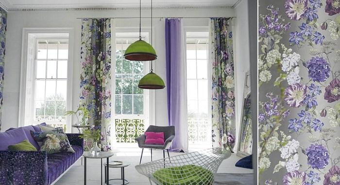 Designers Guild Wallpaper Fabrics  Paint York  Fabric Gallery