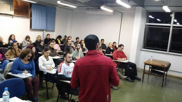 Palestra sobre o RDA na Associação Rio-Grandense de Bibliotecários (ARB)