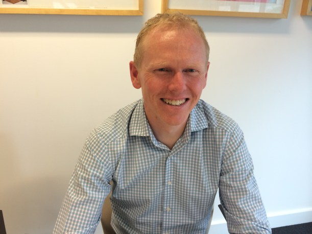 Andrew Muir, Corporate Services Director, NHHT
