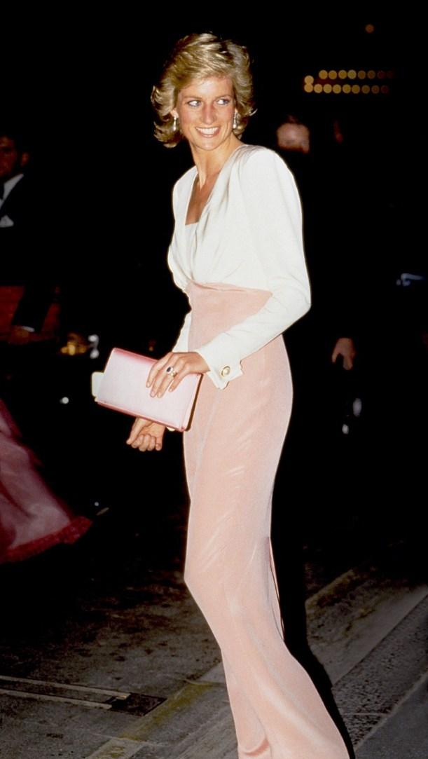 1989 Catherine Walker dress