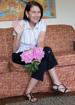Joyce from Sudbury, Ontario