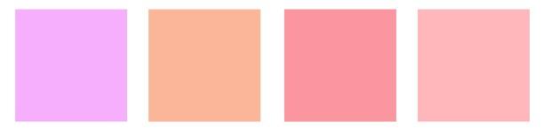 Light Lip Colours