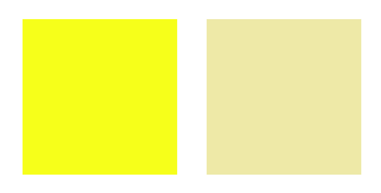 Yellow – Fabrickated