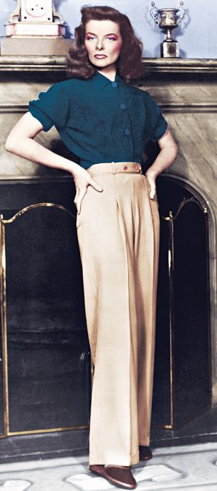 Dressing like a boy – menswear for women