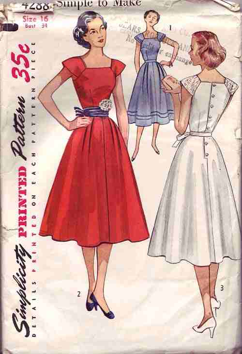 fitted waist dress