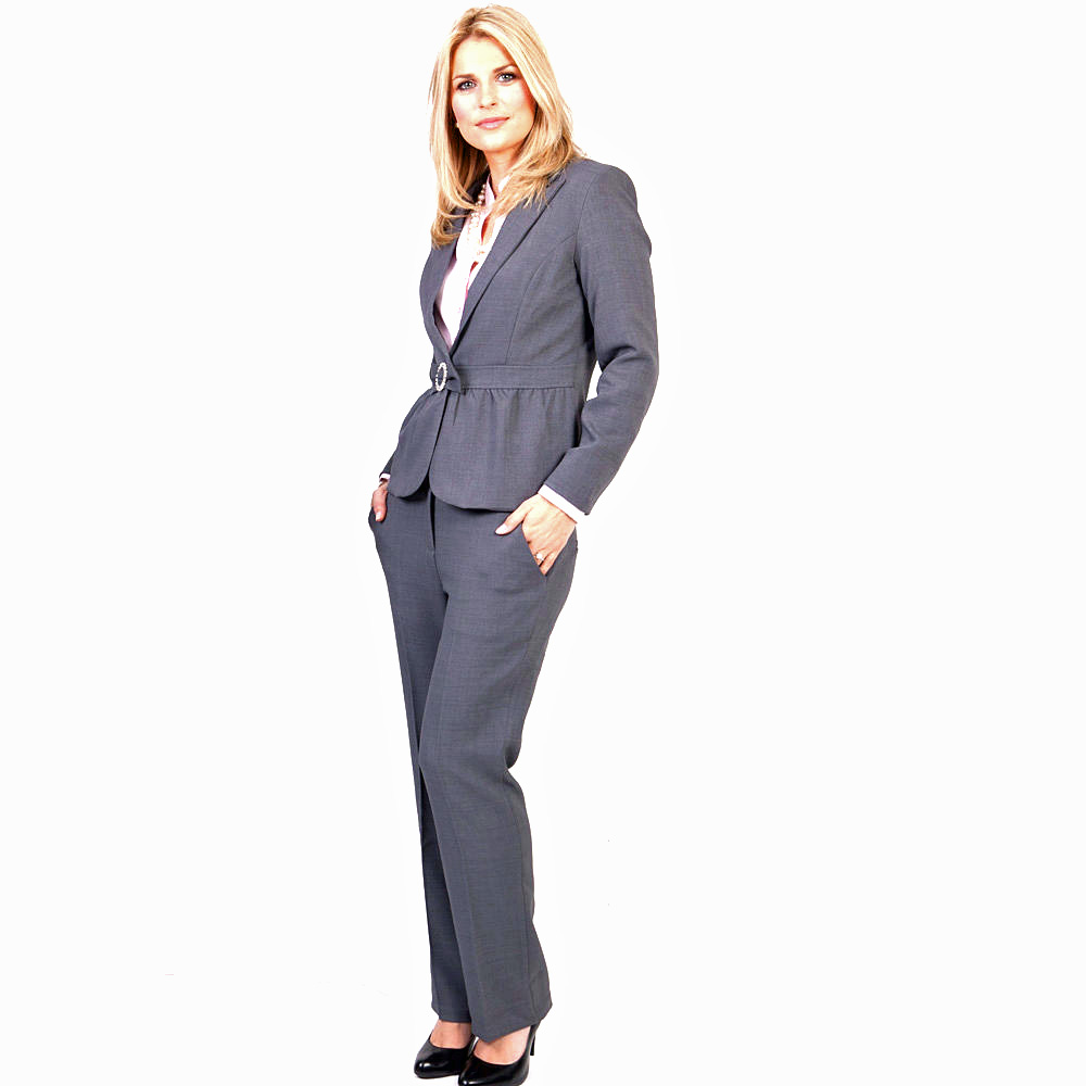 Womens Pant Suits. Take on the workweek with polished pantsuits. From classic styles to on-trend separates, upgrade your wardrobe with must-have basics for professional outfits.