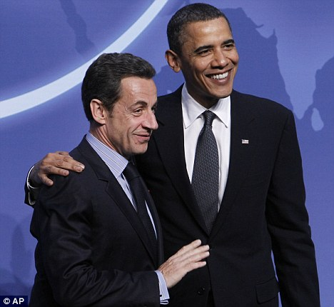 Nicolas Sarkozy – style advice for the smaller politician