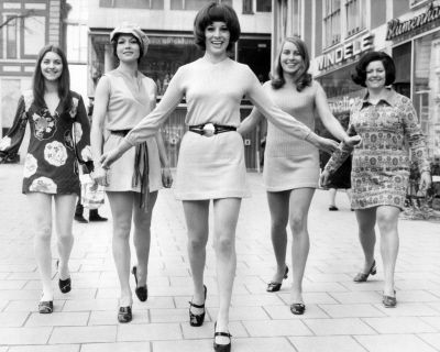 The Mini-skirt – considering Sixties style