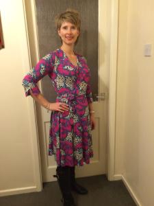 Lyn's dress