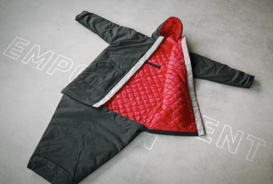Sleeping bag design