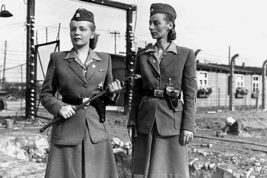 Irma Grese & Ilse Koch