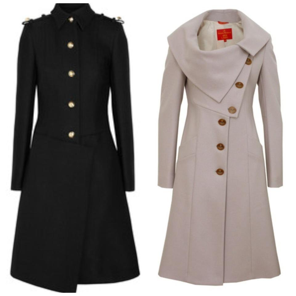 Westwood coats