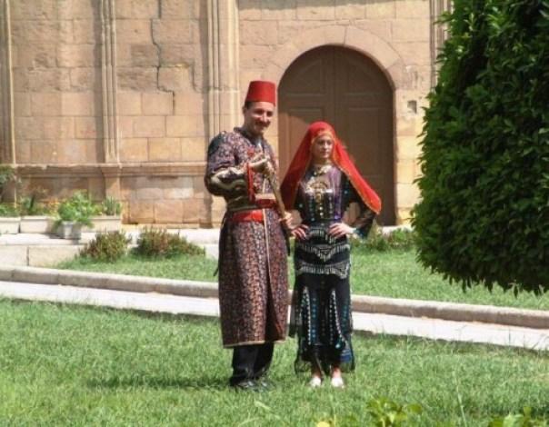 Traditional Egyptian wedding