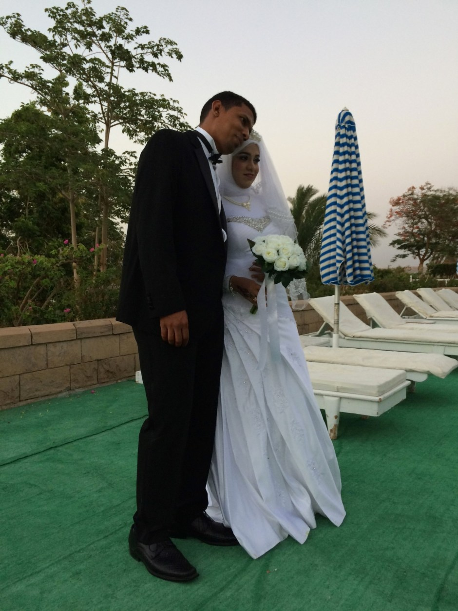 Egyptian wedding Aswan May 2015
