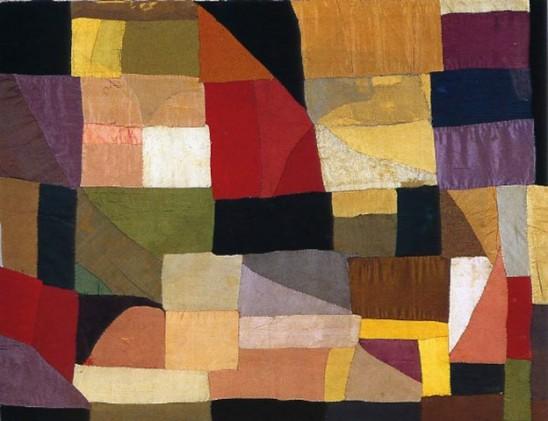Sonia Delaunay quilt