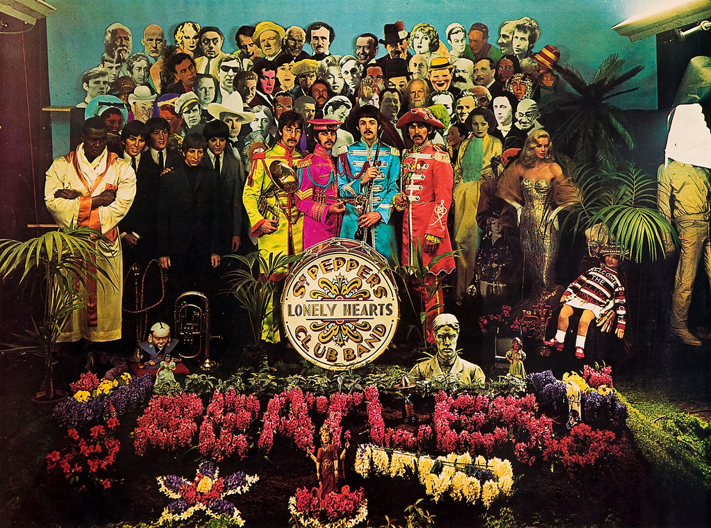 1967: The Beatles Sergeant Peppers