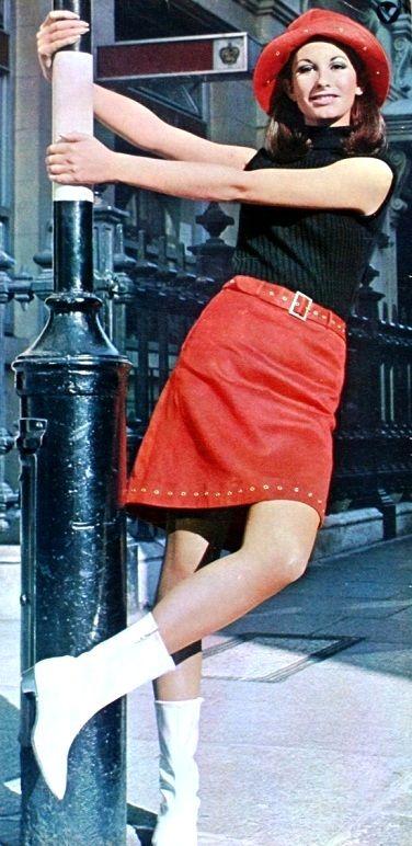 1966: Mary Quant