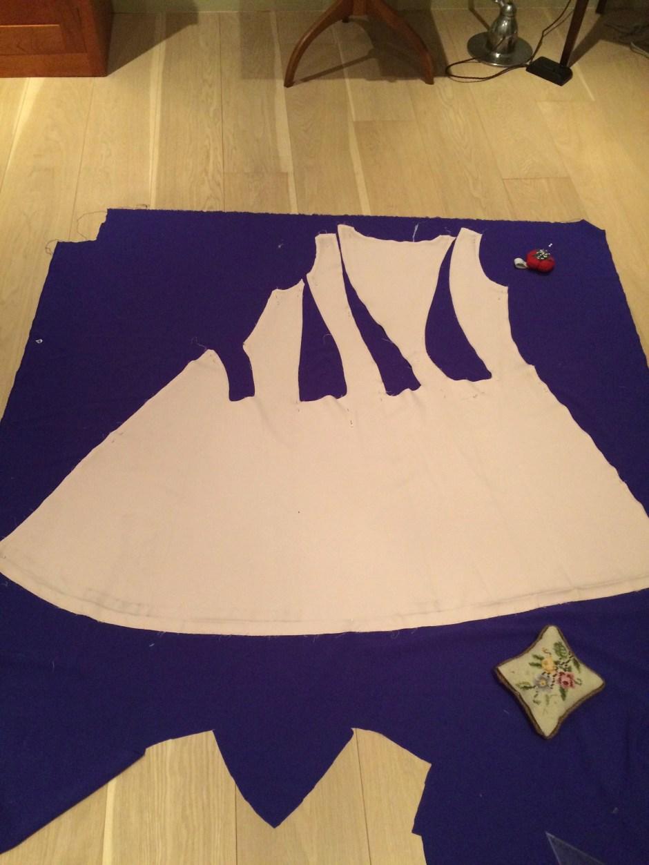 How to copy a RTW dress
