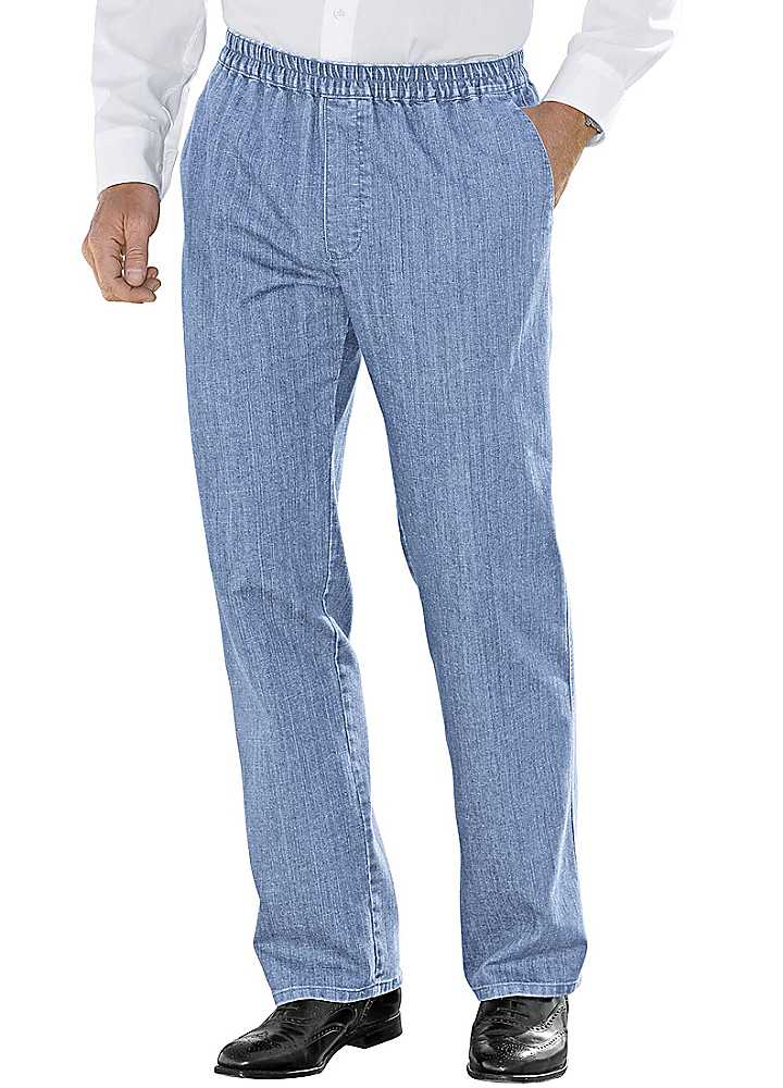 """If your waist is quite a bit smaller than your hips, you may suffer from """"gaposis"""" when you buy jeans to fit your hips. This leaves plenty of room in the waistband, creating a clear view of, ahem, you know, your unmentionables. Well, there is a fix for your jeans to help keep those."""