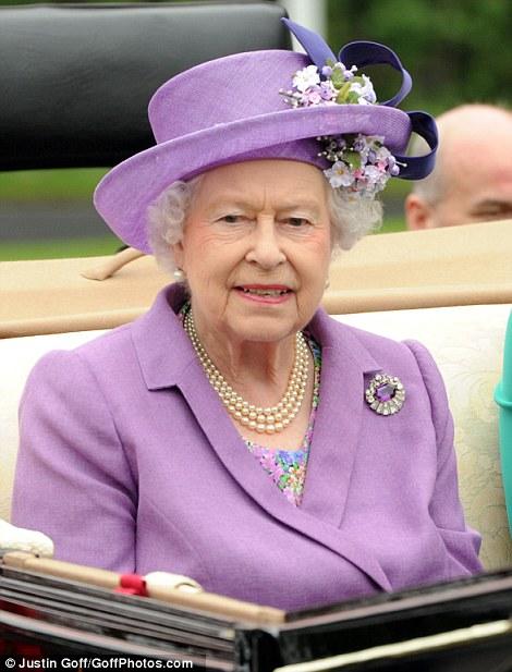 Lavender Queen