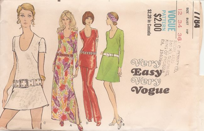 Vogue 7784