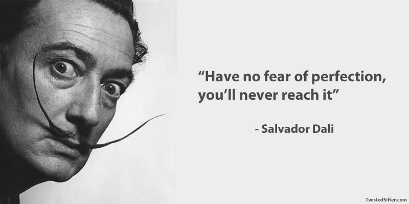 Dali on Perfection