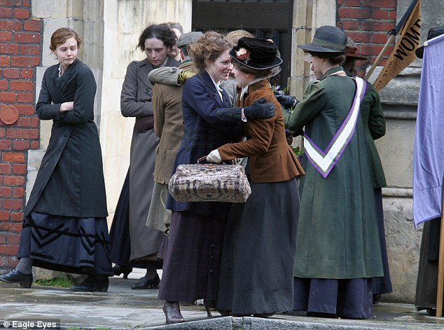 From the film Suffragette
