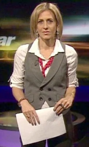 Emily Maitlis in tie