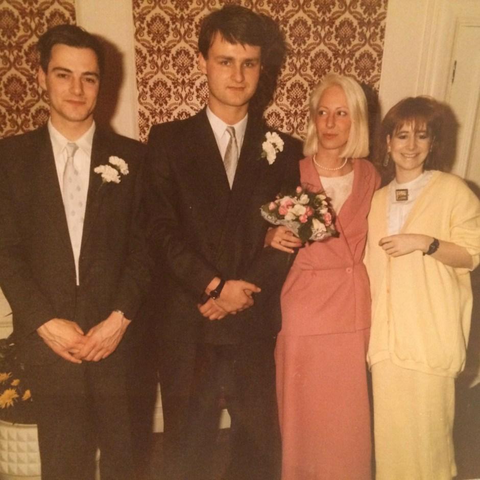 1985 Wedding