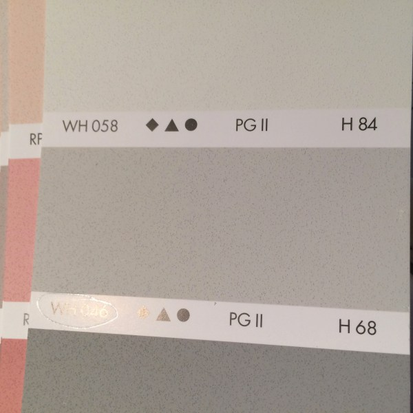 This is the light grey for the outside
