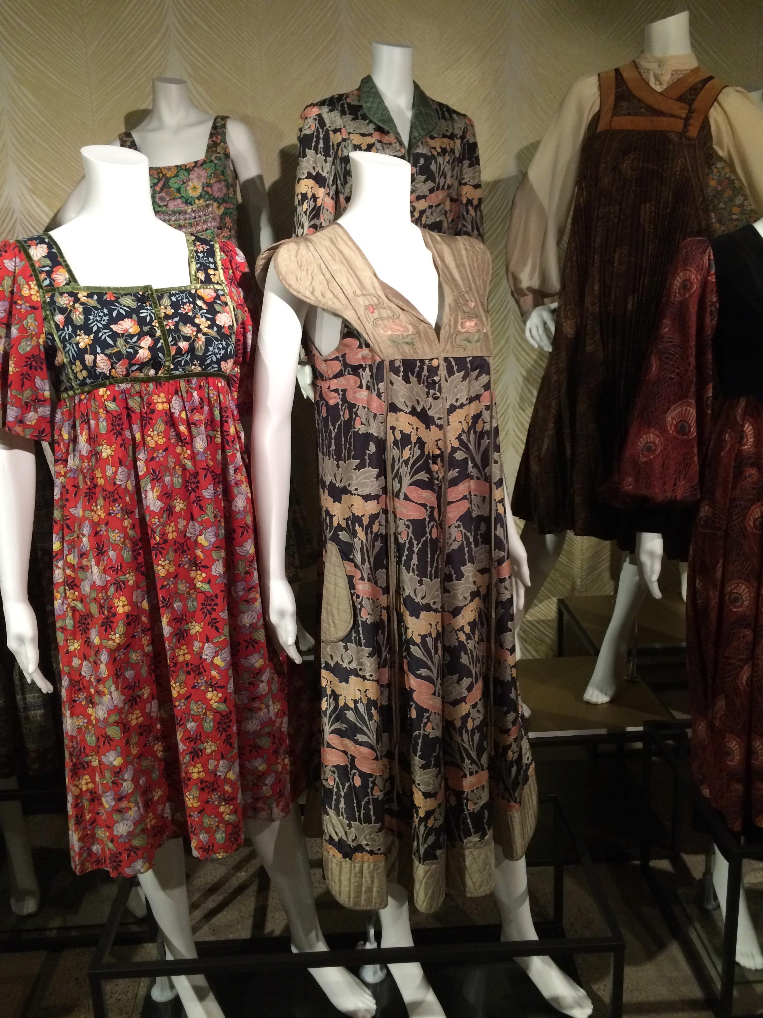 Liberty fashions 1970s