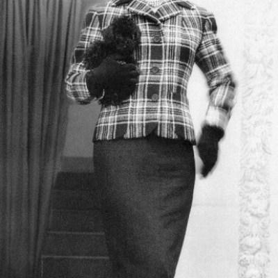 Callas in Biki Suit