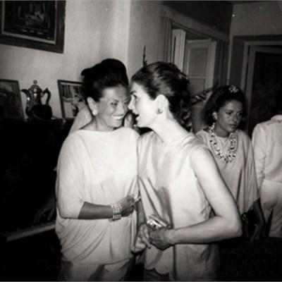 With Jackie K