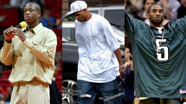 NBA before dress code