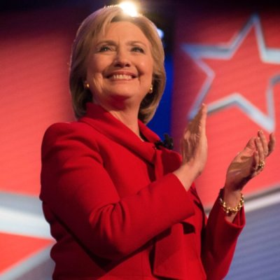 Image result for images, hillary clinton wears red , black and white pantsuit